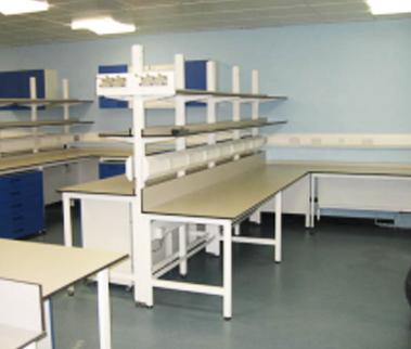 UCL Lab Refurbishment