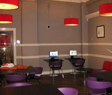 UEL Red Room